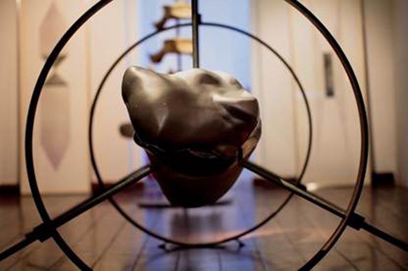 Caixa Cultural expõe panorama das obras de João Machado