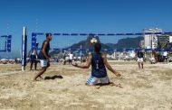 Esporte na praia