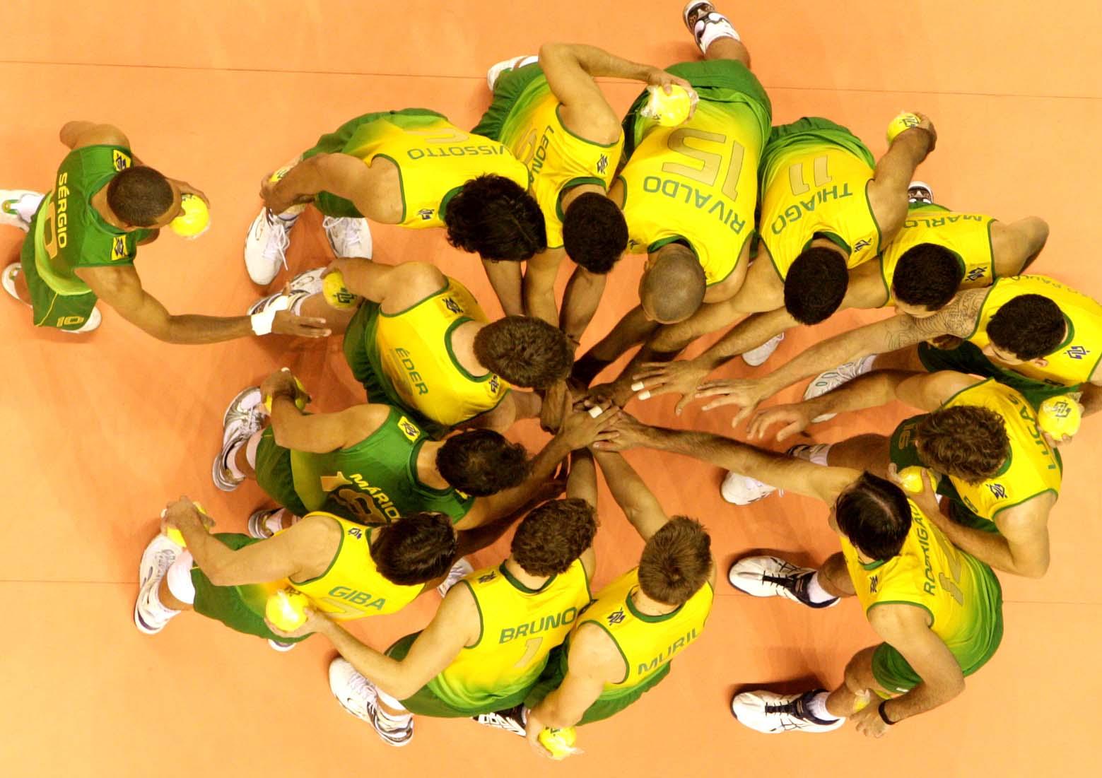 Reina a confusão no vôlei brasileiro