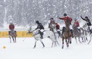Veuve Clicquot no Torneio de Polo de St. Moritz
