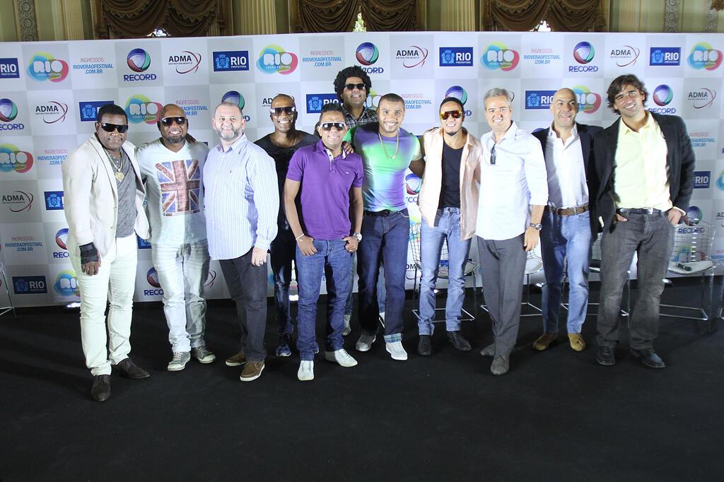 Rio Verão Festival 2014: Atrações confirmadas