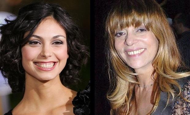 Morena Baccarin e Glória Perez