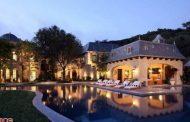 Gisele B. :  chateau  à venda em LA agita mercado imobiliário