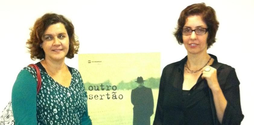 """Estreia de """"Outro Sertão"""" no Rio"""