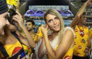 Fernanda Lima ofusca Grazi Massafera em camarote