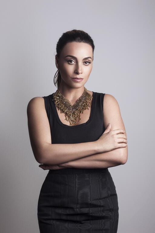 Suzana Pires renova contrato com a Rede Globo até 2017