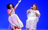 """Mariene de Castro estreia turnê do CD """"Colheita"""""""