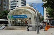 Metrô da Praça General Osório: serviços pela metade na segunda-feira de Carnaval