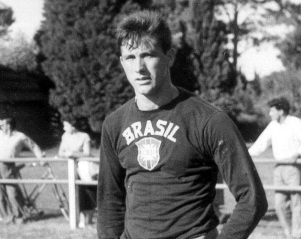 Bellini: o capitão da Seleção de 1958. Era um pão, como se dizia naqueles tempos