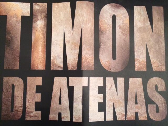 Teste para papéis secundários de Timon