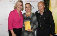 Marcia Peltier lança livro