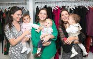 Joana Nolasco comemoram Dia das Mães
