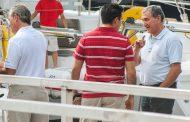 Parreira no Rio Boat Show