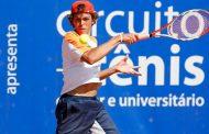 Circuito de tênis escolar chega ao Rio