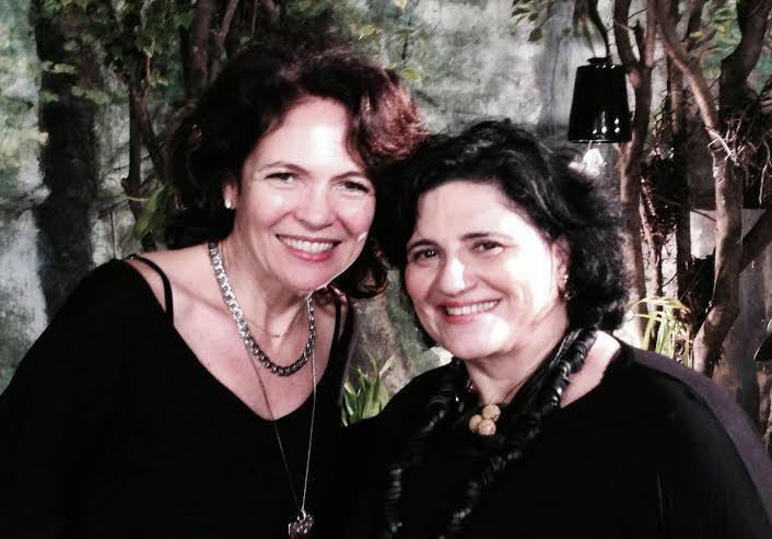 Paola Bonelli estreia programa com Roberta Damasceno