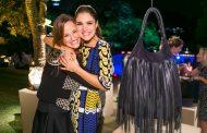 Nova marca de bolsa e assessórios faz festa no Rio