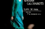 """""""Olhos de Onda"""" compila bom momento de Adriana Calcanhotto sem olhar pra trás"""