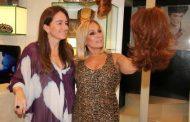 Suzana Vieira entra com cabelos na campanha da Fizspan