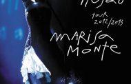 Marisa preserva beleza cenográfica em seu melhor registro ao vivo