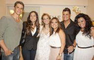 Paula Bellotti inaugura clínica a Barra