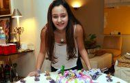 Gabriela Ghiaroni comemora aniversário