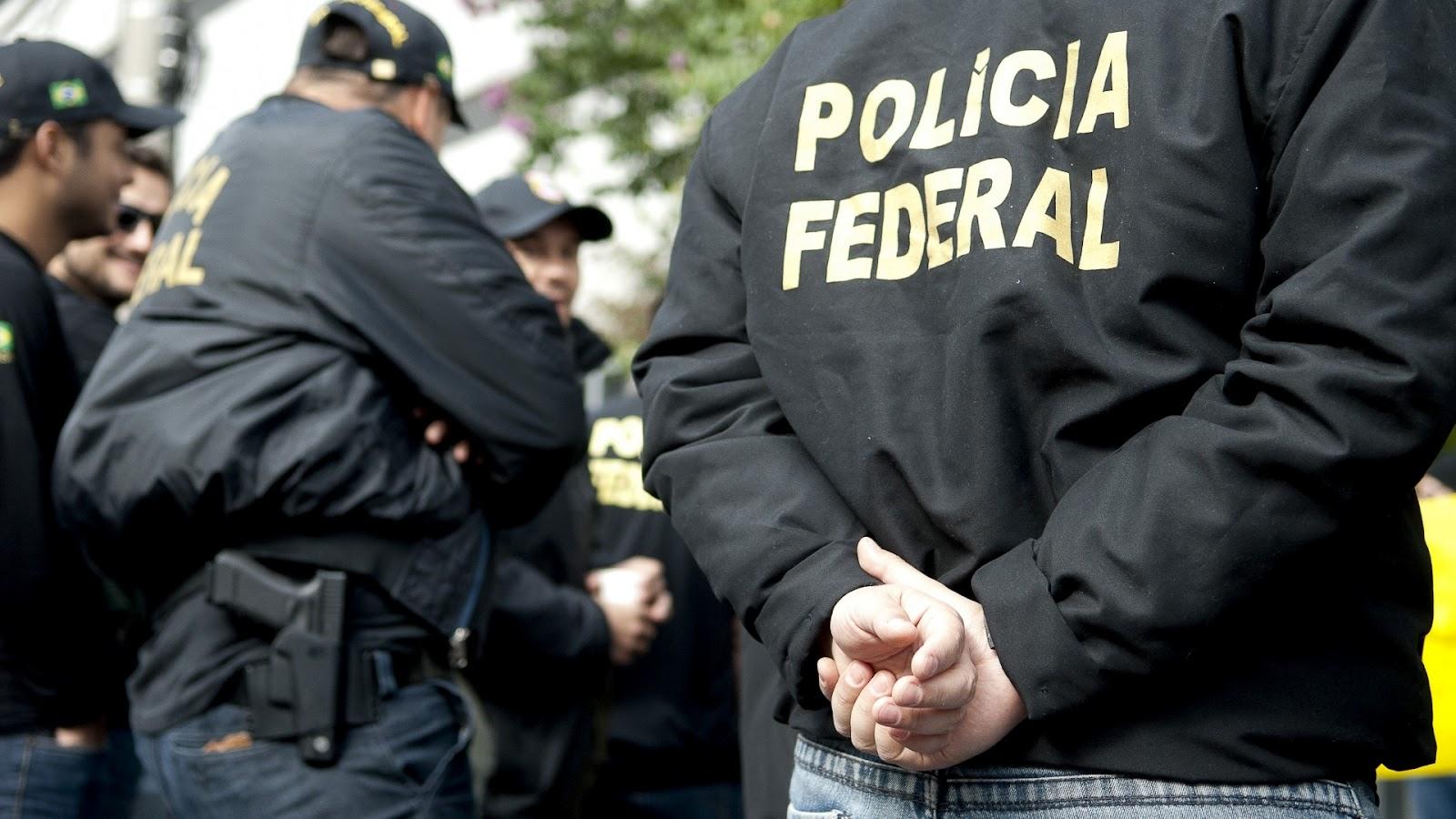 Mais policiais federais no Paraguai