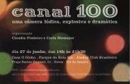 """Lançamento do livro """"Canal 100"""""""