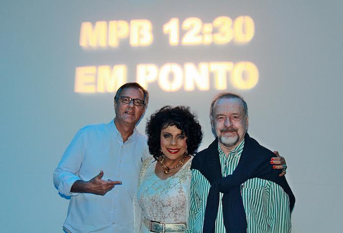 "Eliana Pittman no ""MPB 12:30 em Ponto"""