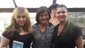 Eliana Ovalle, Camilla Pereira, Joana Maria Teixeira