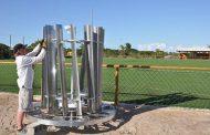 Seleçao alemã leva energia limpa para Bahia