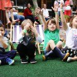 Goiabeira Coisa & Tal promove atividades em inglês para crianças