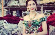 Dolce & Gabbana desfilou num cenário encantador para Alta Moda em Capri