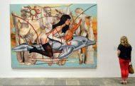 "Jeff Koons ""A Retrospective"",  no Whitney Museum, NYC"