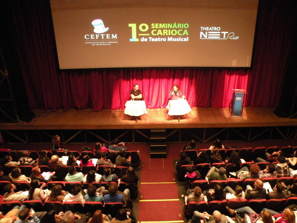 II Seminário Carioca de Teatro Musical