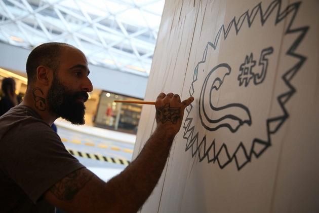 Grafite e Intervenção Urbana