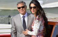 Amal e George Clooney em sua nova casa: um luxo só