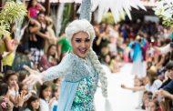 Frozen no Centro Cultural Goiabeira Coisa & Tal
