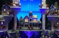 As vitrines mágicas de Natal em Nova York