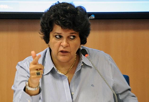 Izabella Teixeira quer sair do Meio Ambiente