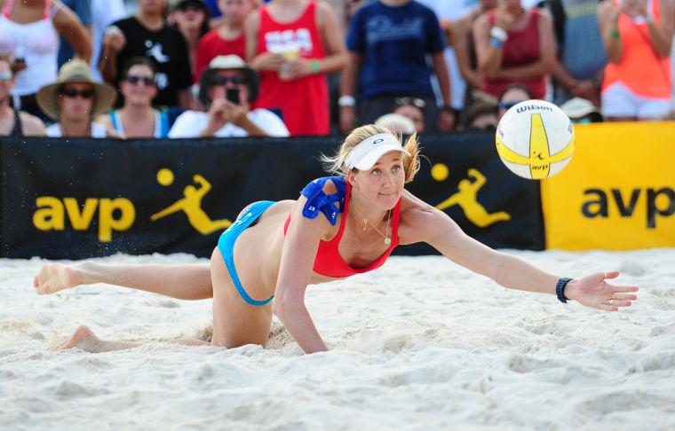 Vôlei de praia: Copacabana será palco de Brasil x USA