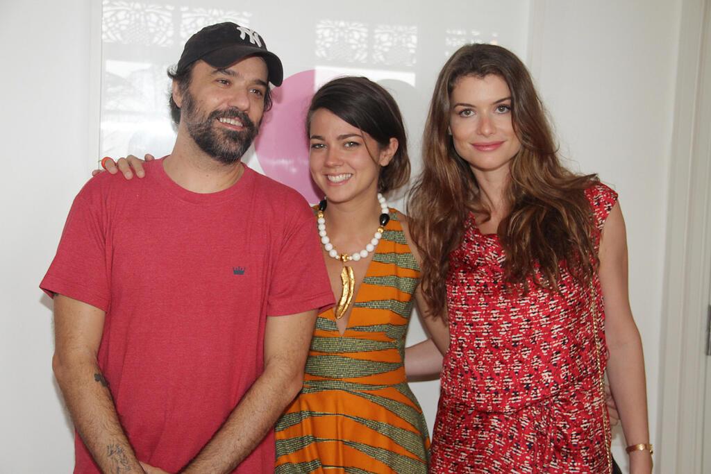 Marcella Virzi e Betina De Luca lançam coleção em Ipanema