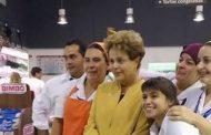 Dilma vai a supermercado no Uruguai: e no Brasil?