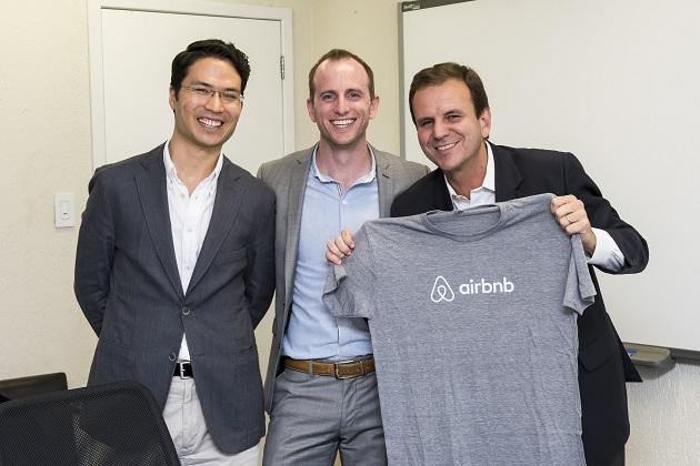 Airbnb será hospedagem alternativa oficial do Rio 2016