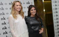 Natalie Klein sela parceria com fast fashion em SP