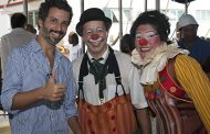 Escola Nacional de Circo homenageia Dia do Circo