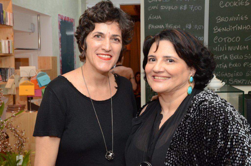 Paola Bonelli lança no Rio as joias de Daniela Foresti e Karen Campos