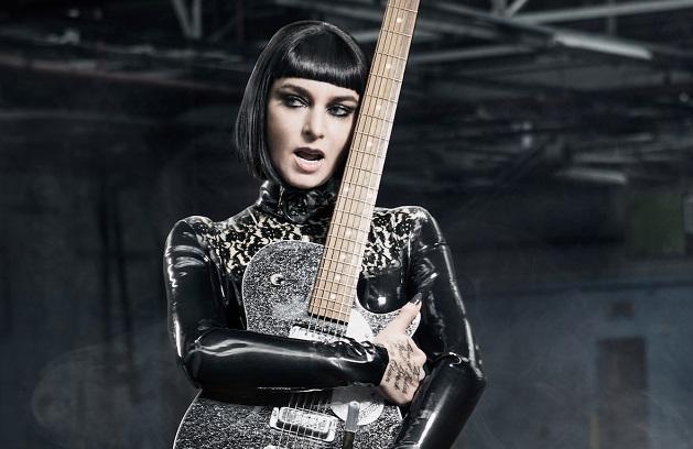 Sinéad O'Connor faz turnê no Brasil