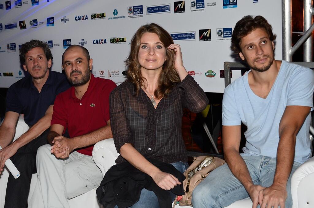 Letícia Spiller será homenageada em festival de cinema