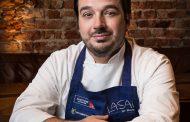 Chef Rafa Costa e Silva prepara paella no Venga