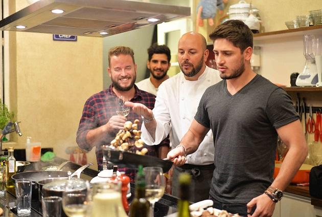 Christiano Ramalho inaugura o projeto The Chef Heat